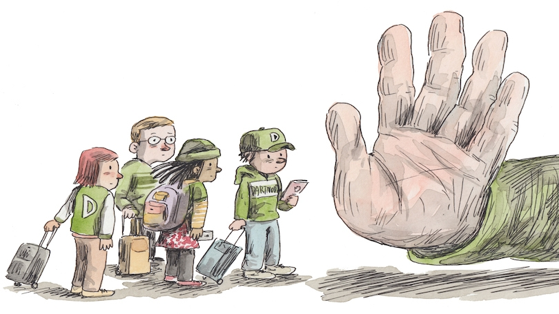 Comic by Liniers